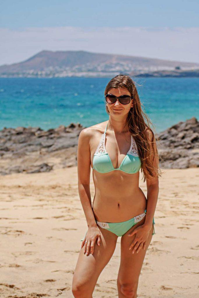 bikini sexy femme française