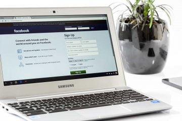 Como acessar o Facebook Touch?